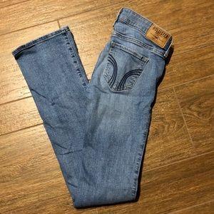 Light Wash boot-cut